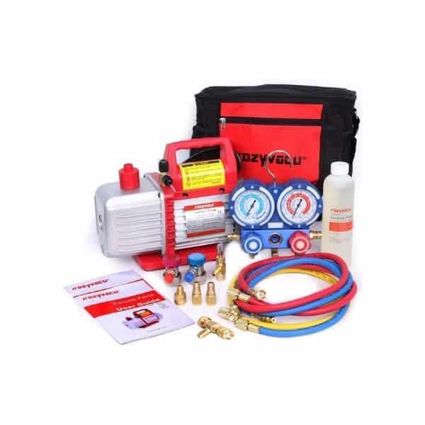 Kozyvacu Mini-SplitHVACAuto AC Repair Complete tool kit