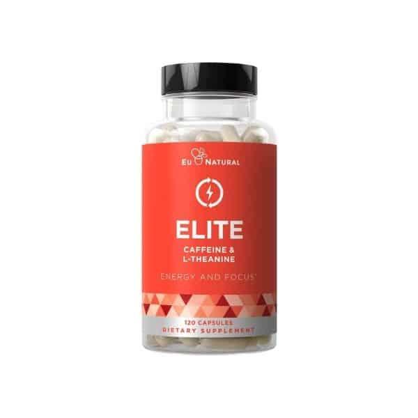 Elite Caffeine with L-Theanine