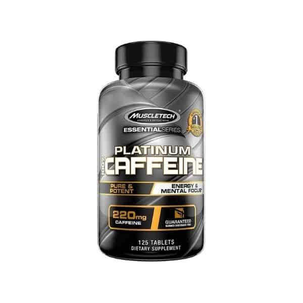 Platinum Caffeine Pills