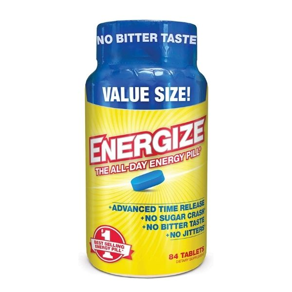 ISatori Energize Caffeine Pills