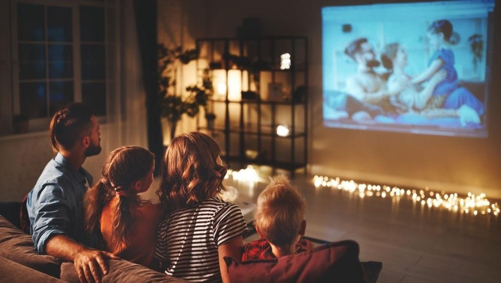 Projector VS Tv
